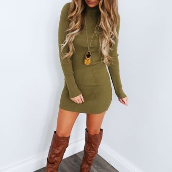 Everyone's Favorite Dress: Olive