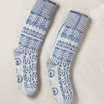 Noelle Slipper Socks