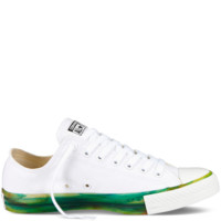 Converse - Chuck Taylor Marbled - Low - Marbled Green