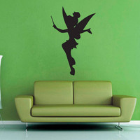 Tinkerbell Silhouette - Wall Decal