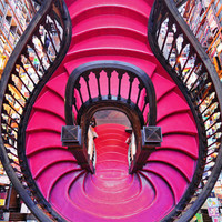 Coolest staircase ever - Imgur