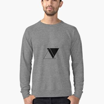"'""geometric art 511""' Lightweight Sweatshirt by BillOwenArt"