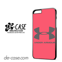 Under Armour Pink DEAL-11537 Apple Phonecase Cover For Iphone 6/ 6S Plus