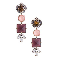 Radiant Night Earrings