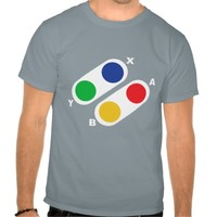 Video Game Controller Gaming T shirt for Gamers