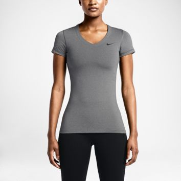 Nike Pro Fitted Short-Sleeve Women's Training Shirt