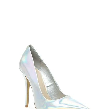 Metallic Pointed Pumps - Festival Collection - 2000054755 - Forever 21 Canada English