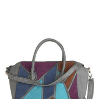 Patchwork of Art Bag | Mod Retro Vintage Bags | ModCloth.com