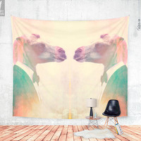 Special Agent Hump Wall tapestry