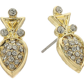 House of Harlow 1960 The Avium Stud Earrings
