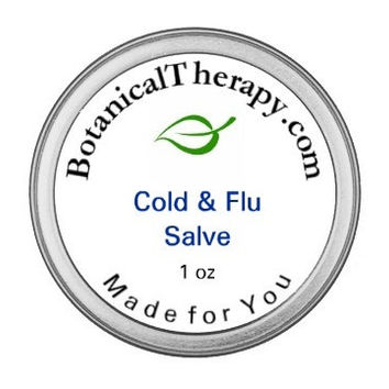 Cold and Flu Salve