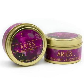 Often Wander - Aries Travel Candle