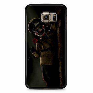 Five Nights At Freddy S General Marionette Samsung Galaxy S6 Edge Case