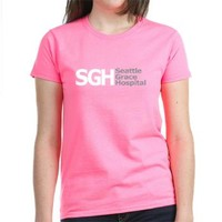 SGH Tee> Seattle Grace Hospital> Grey's Anatomy TV Store