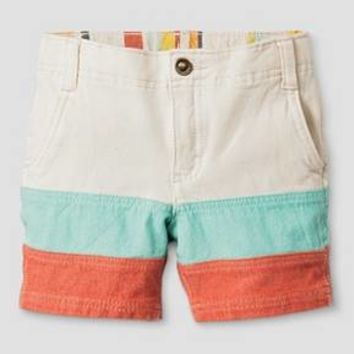 Toddler Boys' Colorblock Shorts Genuine Kids™ from OshKosh® - Shell