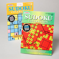 SUDOKU COLLECTION BOOKS- Set of 2