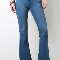 High Waisted Bell Bottoms Pants