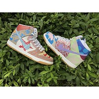 Nike SB What The Dunk High 918321-381 Size US5.5-11