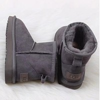 """UGG"" Women Fashion Wool Snow Boots"