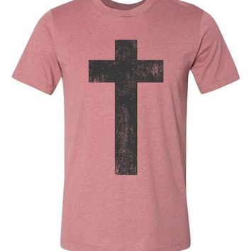 Cross Christian Unisex Jersey T-Shirt