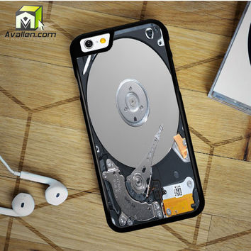 Hard Drive iPhone 6 Plus case by Avallen