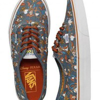 Vans x Toy Story - Authentic Toy Story Woody/True White - Girl Shoes