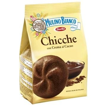 Mulino Bianco Chicche Cacao Cookies  7 oz
