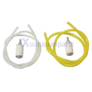 2feet Fuel line Filter for Poulan Craftsman Weedeater Trimmer Chainsaw Blower