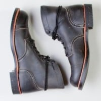 SEAWALL :: Red Wing Iron Ranger, Charcoal Rough & Tough - Shoes