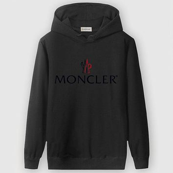 Boys & Men Moncler Casual Edgy Long Sleeve Sweater Hoodie