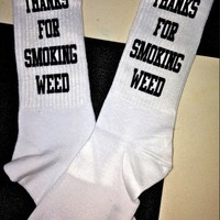 SWEET LORD O'MIGHTY! THANK YOU SOCKS