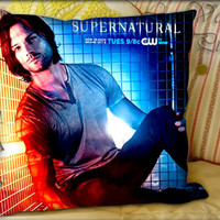 Supernatural - Pillow Cover and Pillow Case.