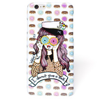 Donut Girl iPhone 6+/6S Plus Case