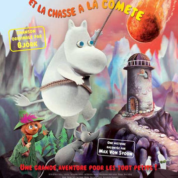 Moomins and the Comet Chase (French) 11x17 Movie Poster (2010)