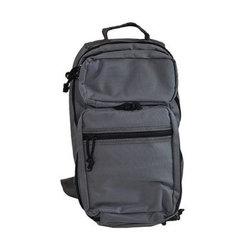 US Peacekeeper EDC Sling Pack, Gray