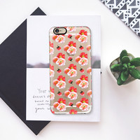 Poppy Clusters iPhone 6s case by Lisa Argyropoulos | Casetify