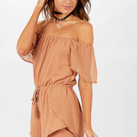 Tristan Playsuit - Brown