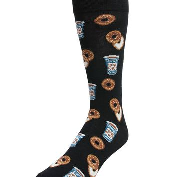 Bagel Shop Socks
