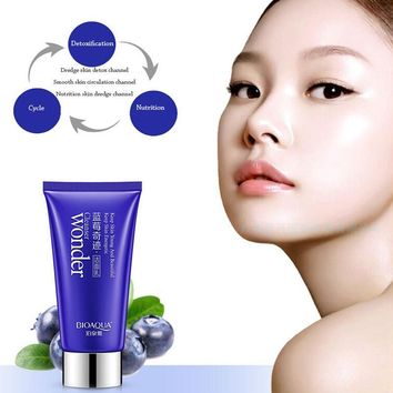 Facial Cleanser Blueberry  moisturizing clean pores