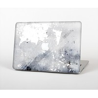 The Grunge White & Gray Texture Skin Set for the Apple MacBook Air 13""