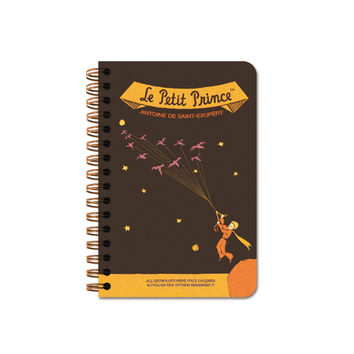 Twinring Line Note Pocket - Little Prince