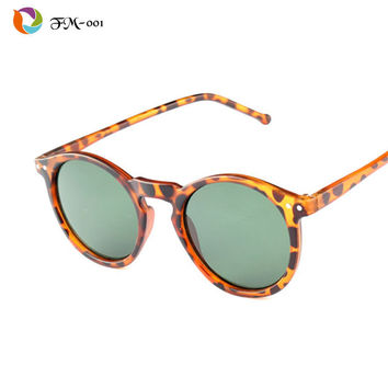 Quality Vintage Round Sunglasses Women's Glasses Shade Accessories Free Shipping