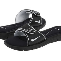 Nike Comfort Slide Black/Perfect Pink - Zappos.com Free Shipping BOTH Ways