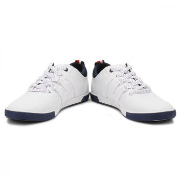 Tommy Hilfiger Mens White Milton 1A Trainers