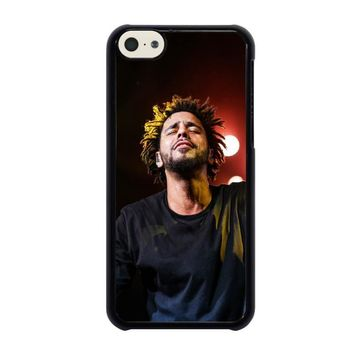 j cole iphone 5c case cover  number 2