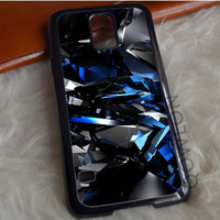 Plus Crystal Blue Samsung Galaxy S5 Case
