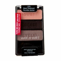 Wet n Wild Color Icon Collection Eyeshadow Trio, Silent Treatment 335