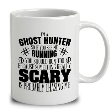 I'm A Ghost Hunter