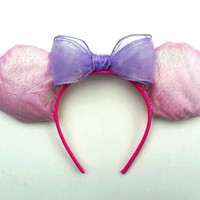 Princess inspired Minnie Ears