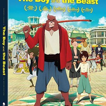 Luci Christian & Eric Vale & Mamoru Hosoda-Boy and the Beast